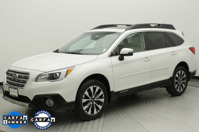 Pre-Owned 2017 Subaru Outback 3.6R