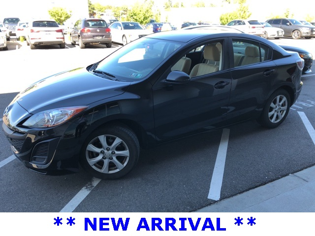 Pre Owned 2010 Mazda3 I Touring