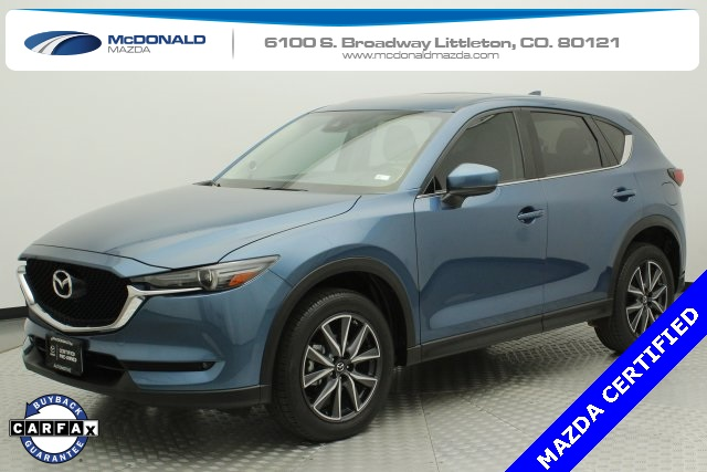 Certified Pre-Owned 2017 Mazda CX-5 Grand Select
