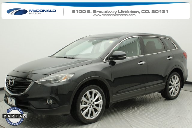 Pre Owned 2014 Mazda CX 9 Grand Touring