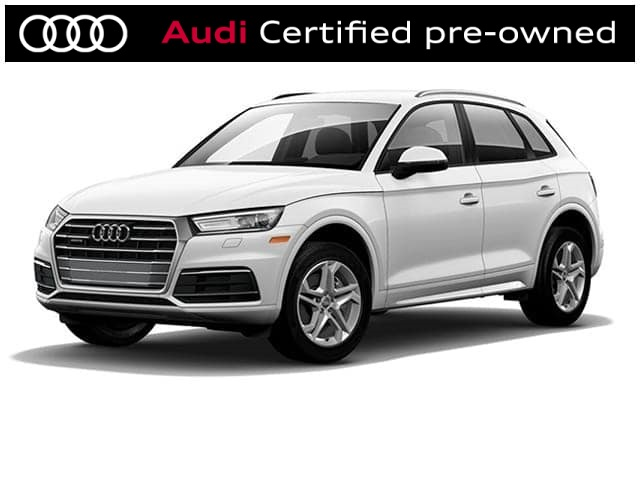 PreOwned Audi Q T Premium D Sport Utility In Littleton - Audi pre owned
