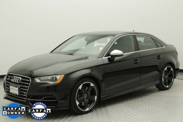 Pre-Owned 2016 Audi S3 2.0T Premium Plus