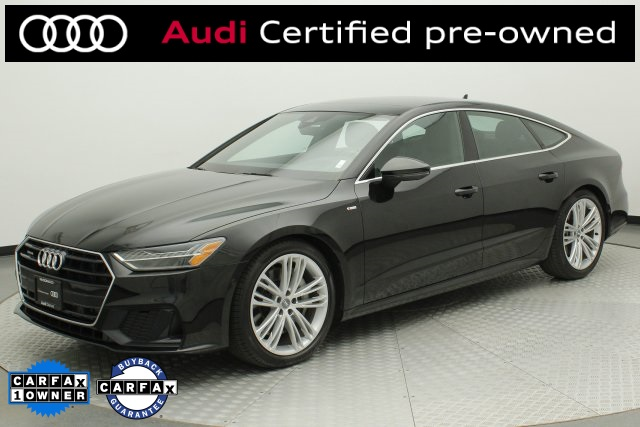 Pre-Owned 2019 Audi A7