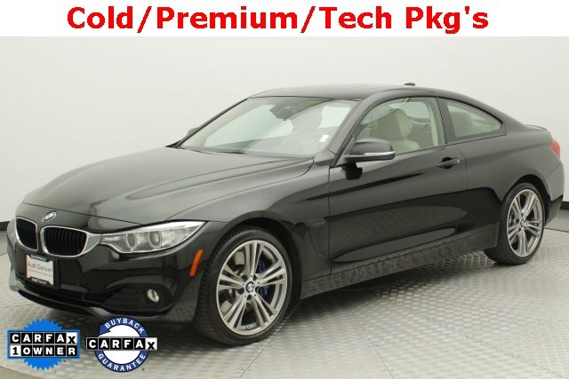 Pre-Owned 2015 BMW 4 Series 435i xDrive