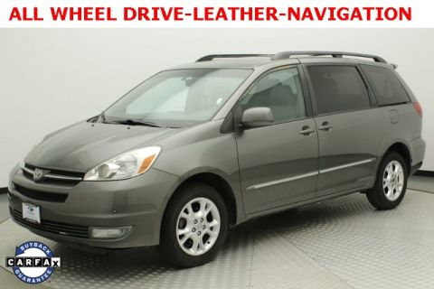 Pre-Owned 2005 Toyota Sienna XLE Limited
