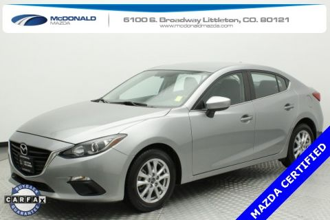 Certified Pre Owned 2014 Mazda3 I Touring