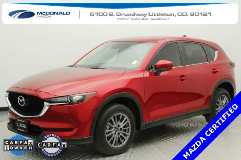Certified Pre-Owned 2017 Mazda CX-5 Touring
