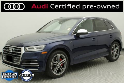 Pre-Owned 2018 Audi SQ5 3.0T Premium Plus