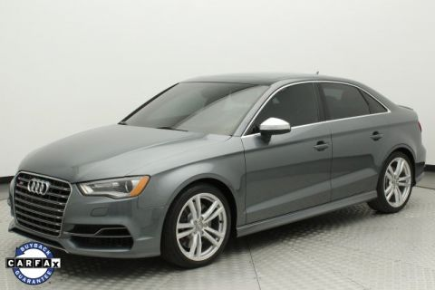 Pre-Owned 2015 Audi S3 2.0T Premium Plus