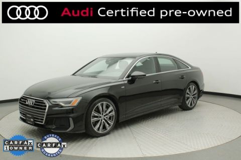 Pre-Owned 2019 Audi A6 3.0T Premium Plus