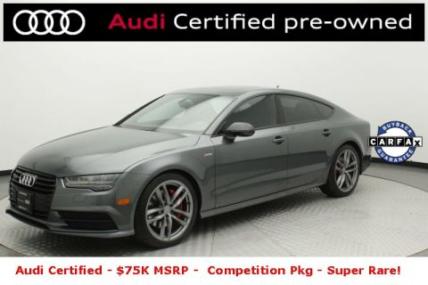 Pre-Owned 2018 Audi A7 3.0T Premium Plus