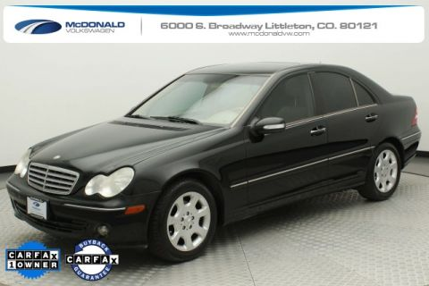 Pre-Owned 2005 Mercedes-Benz C-Class C 240