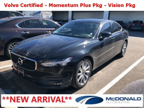 Pre-Owned 2017 Volvo S90 T6 Momentum